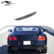 Carbon Fiber Car Spoiler Rear Roof Wing Spoiler for Bentley Continental GT (2nd Gen) Coupe 2012-2017 auto spoiler