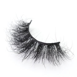 individual faux mink lashes natural look 3d 25mm mink eyelashes