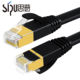 SIPU cat7 flat ethernet cable high quality ethernet cable patch cord cable