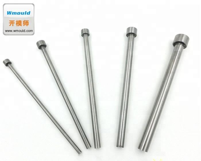 EPS Skd 61 Chất Lượng Cao Straight Khuôn Knock Out Ejector Pin, Khuôn Ejectror Pins