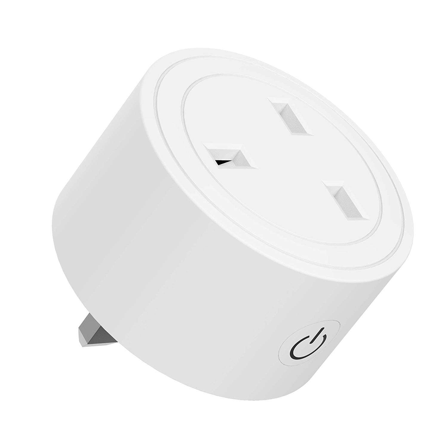 Factory shipped directly socket at good price with Amazon alexa and google home UK standard Mini WiFi Smart PLug