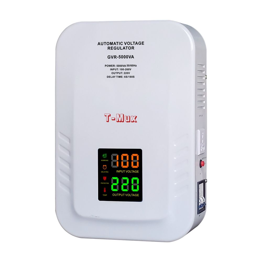 5000 watt home digital single phase stabilizer buy power automatic voltage regulator for gasoline generators
