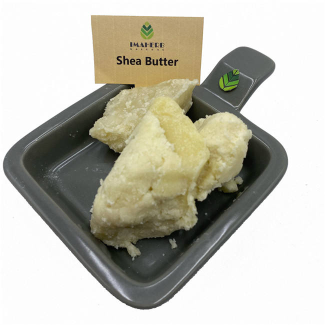 Natural Pure Raw Shea Butter Refined Shea Butter