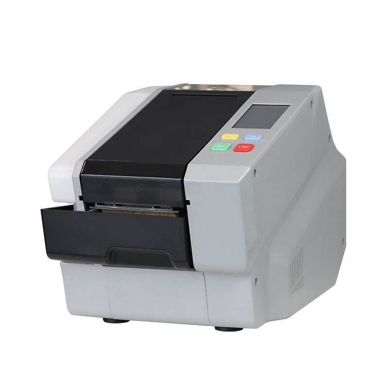 FX-800P Hualian Carton Mini Automatische Oem Gekleurde <span class=keywords><strong>Water</strong></span> Activated Papier Tape Gegomd Kraft Tape <span class=keywords><strong>Dispenser</strong></span>