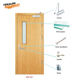 Yekalon UK 120 mins certification wood fire rated door