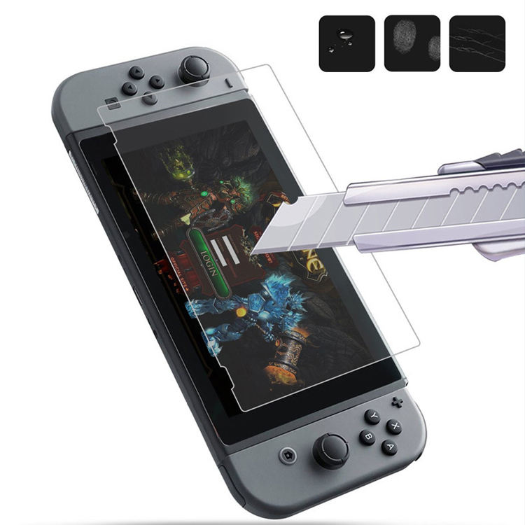Innovatieve Product Game Glas Unbreakable voor Nintendo Switch Gehard Glas Screen Protector