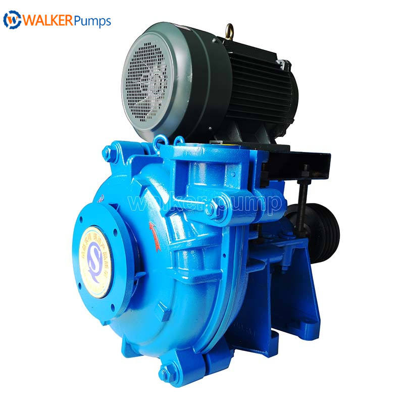 China Price List 3 Inch Sand A05 Metal Rubber Impeller Centrifugal Coal Mud Ash Desilting Silt Treatment Slurry Pump