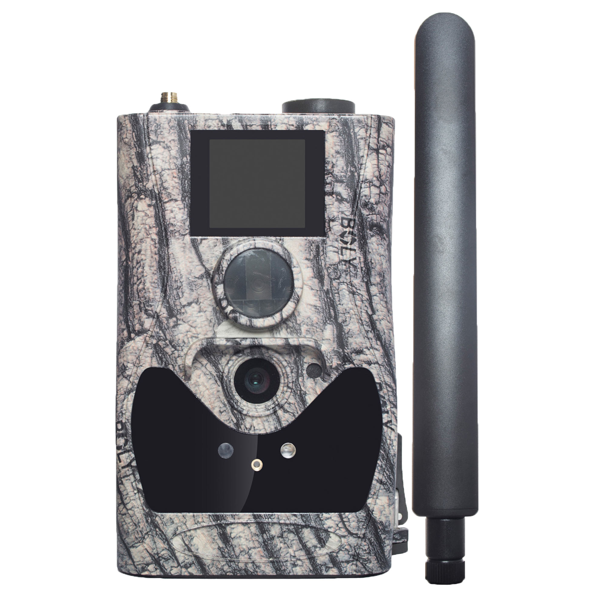 Boly 4G Wireless Trail Camera 24MP1080P Scouting Hunting Camera 90ft Detection 940nm IR Support Audio Recording Molnus Cloud