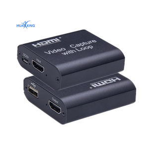 Usb 3,0 hdmi 1080p video capture gerät stream box