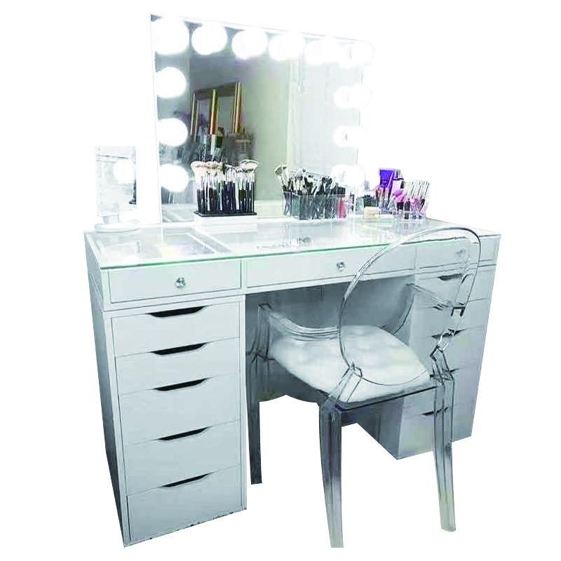 White Makeup Table Vanity Dressing Table