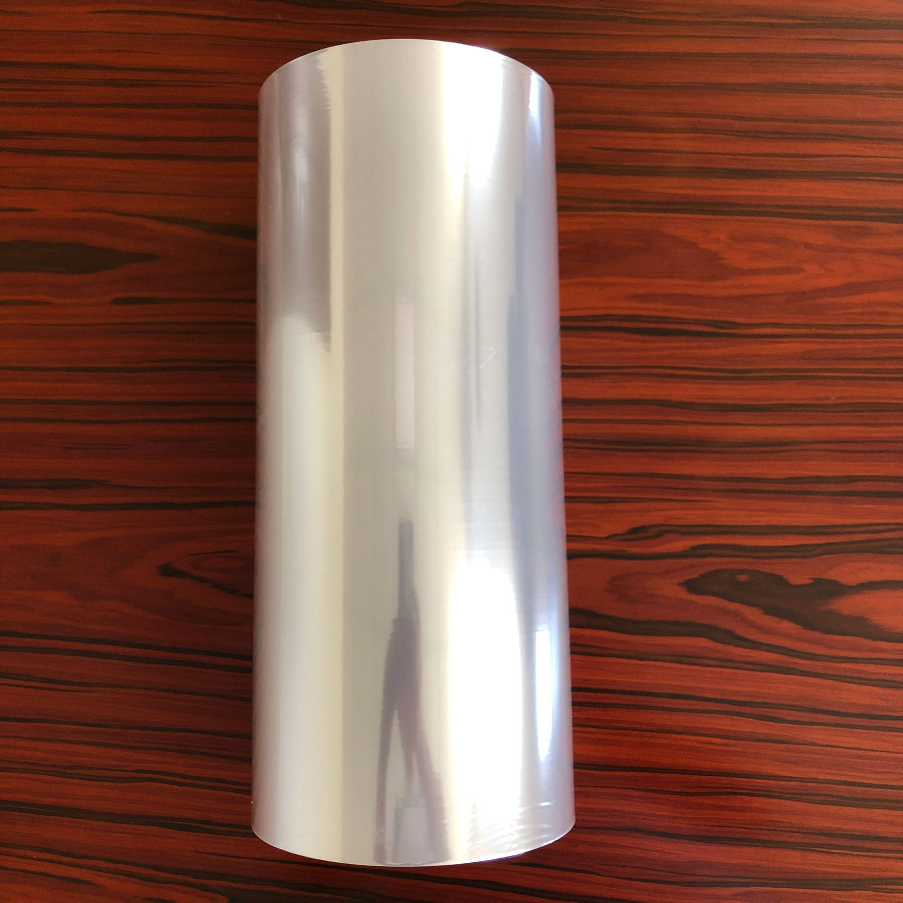 China supplier transparent packaging roll film for food Bopp film roll FDA ROHS Approved