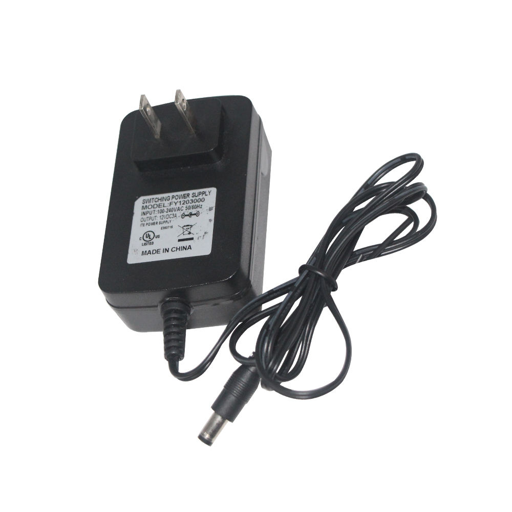0.5a 6 Ft 5.5mm Cable Router 1.6a Usb 12a Ac 150ma 1a 100ma 300ma Dc 5v 0.6a Power Adapter