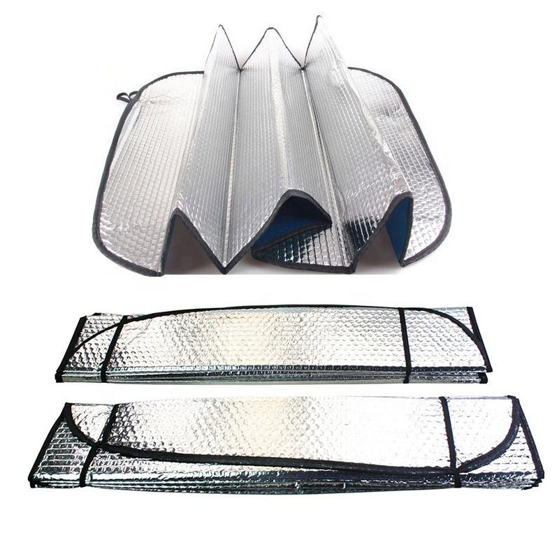 Sunscreen Car Sunshade Windshield for Rays Sun Shade Auto Sunshade Car Windscreen Sun Protection Flexible Sizes for
