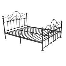 Free Sample Steel Cots Metal Furniture Pakistan Iron Bed