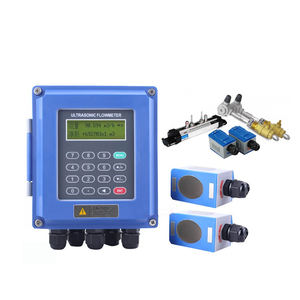 Standard wall mounted ultrasonic flowmeter