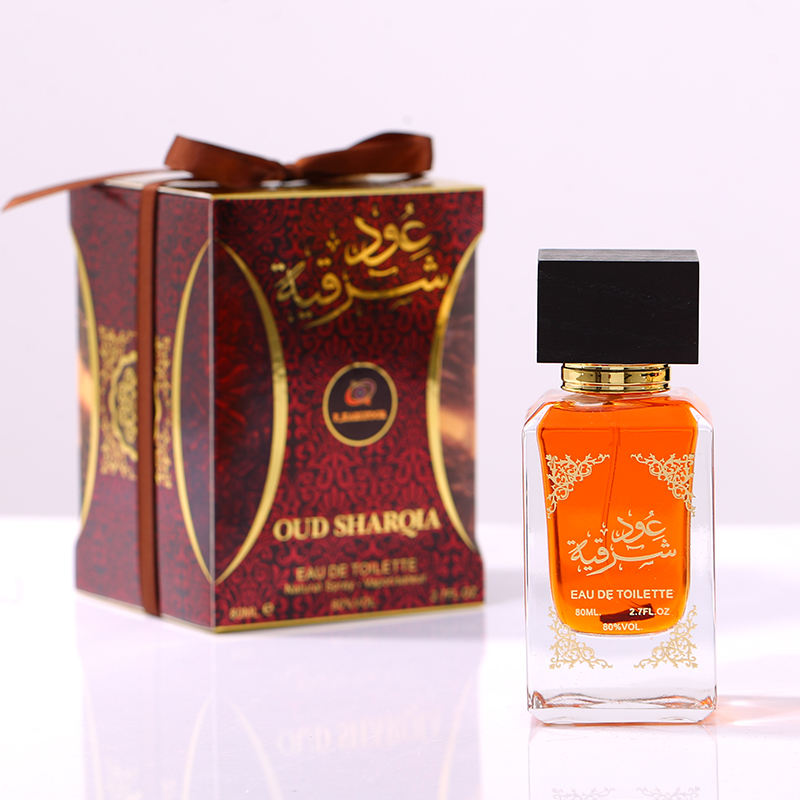 Factory Supply Long Lasting 80ml Woody Oriental Parfum Perfume Spray Fragrance Perfume