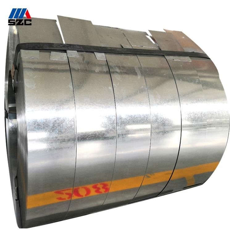 JIS SPCC dx51d Galvanized Steel Coil Cold Rolled Iron Rolls Gi Sheet Price Hot Dipped Galvanized Steel Prices