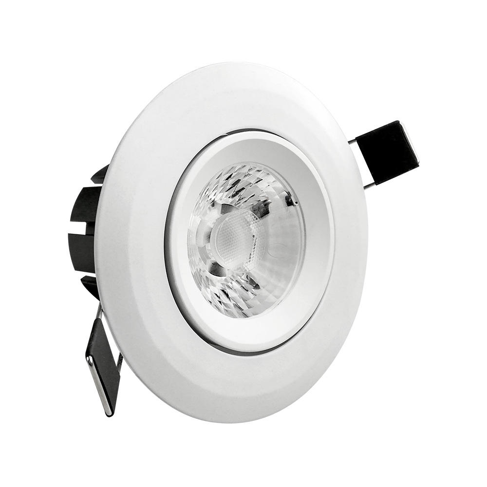 Da Incasso a soffitto Led Ip44 Da Incasso Regolabile 15w 10w 7w Ha Condotto Il Downlight