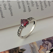 Jewelry High Quality Wholesale engagement ring women crown silver Ring