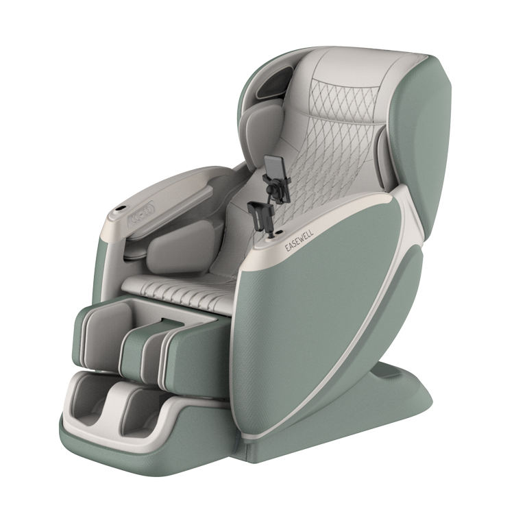 EASEWELL Pedicure Massage Chair SL Track 4d Massage Chair 0 Gravity Spa Massage Chair Rocking Motion