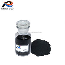 Rubber industry additive high quality N375 carbon black powder with market price
