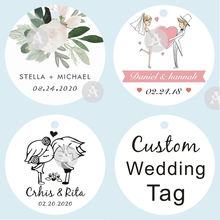 Wedding Favor Tags Label Sticker Thank You For Gift Tags Personalized Tags Decor Custom Logo Sticker Printing