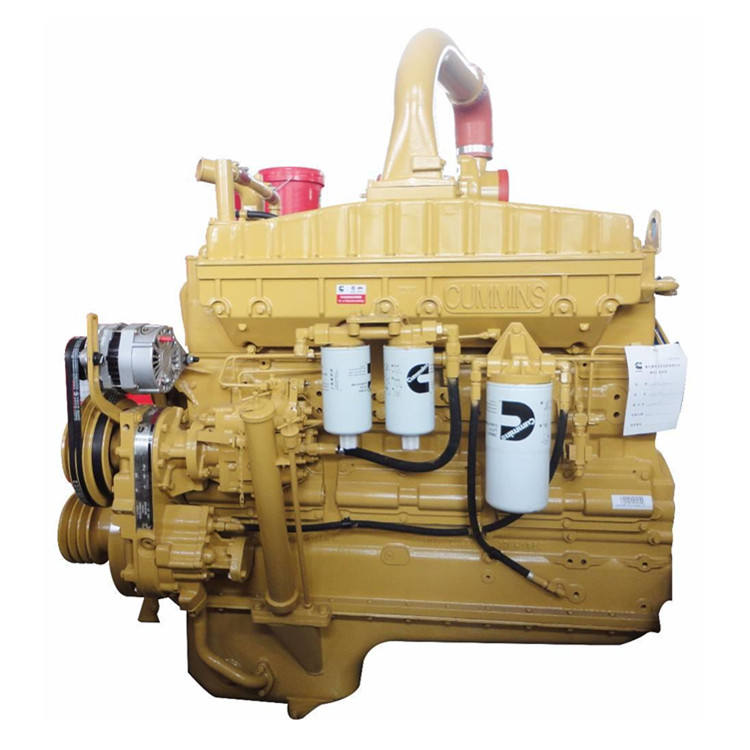 Brand new and original 360HP NTA855-C360S10 engine for construction