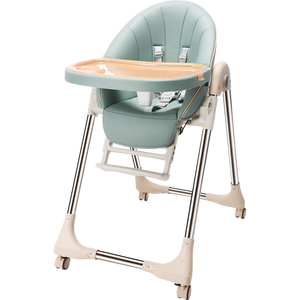 Hot Selling Portable Plastic Kids Child Baby Food Eat Feeding High Dining Chair