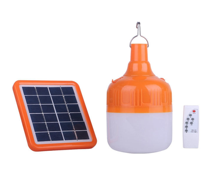 Hoge kwaliteit Ce-certificering energiebesparing 40w 60w solar LED lamp