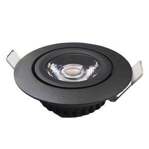 Cutout 68mm 5W 7W Dimmable Spot Aluminum Alloy Die-Casting Ceiling Recessed Round IP65 Led Downlight