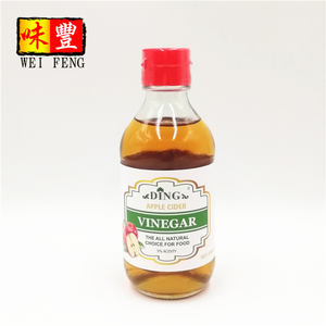 Free Sample OEM Factory BRC IFS HACCP Certificated Natural Healthy 1000ml Apple Cider Vinegar