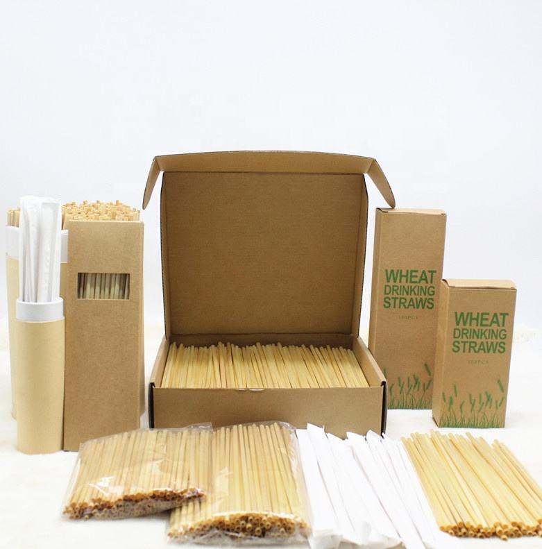 Best selling products 2020 in usa amazon eco friendly wheat straw