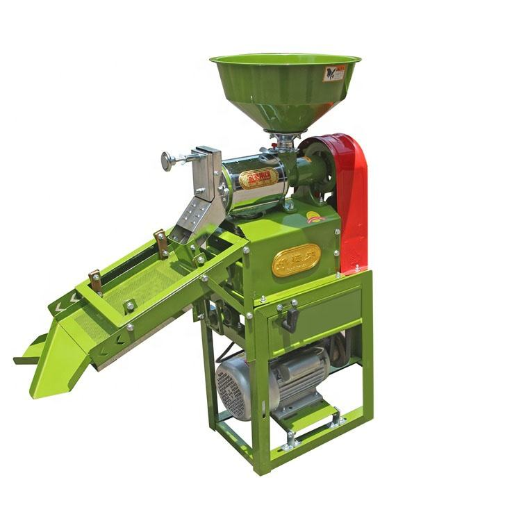 Mini Fully Automatic Rice Mill Machine Rice Husk Moving and Corn Husk Peeling Machine