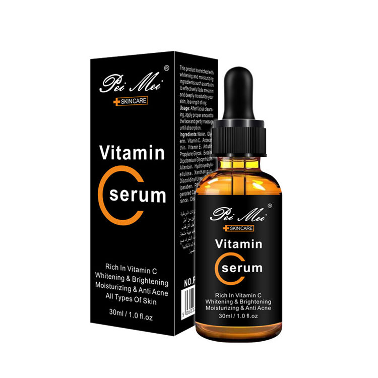 Vanecl Étiquette Privée Vitamine C Hyaluronique Hydratante Anti-âge 24K Or Sérum