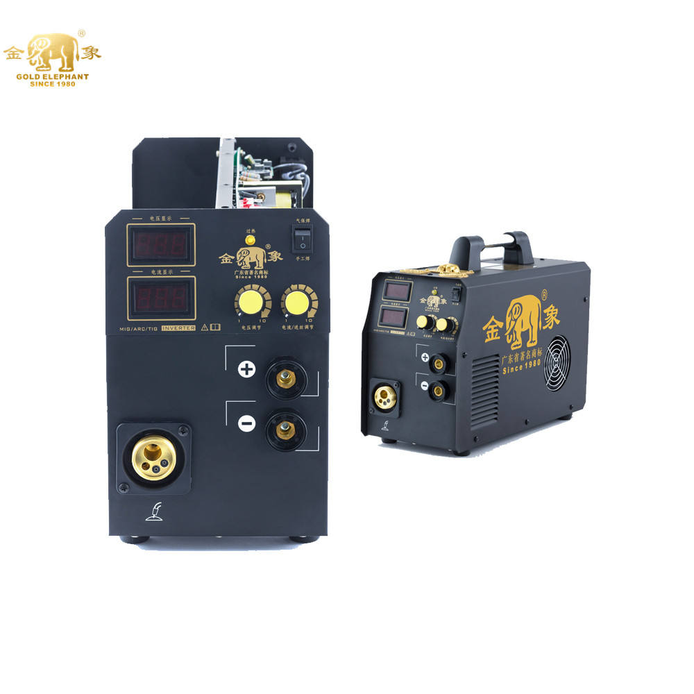 GOLDEN ELEPHANT Good quality newest design mig tig welding machine mig welding of hot mig and tig welding machine