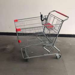 grocery shopping cart  shopping trolley 180 liter