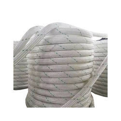 High Quality Double Braided Polyester Hawser Rope