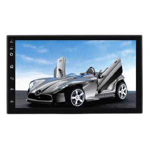 Beste Verkauf 1024*600 HD Touchscreen 7 zoll Android Universal Auto Media Player