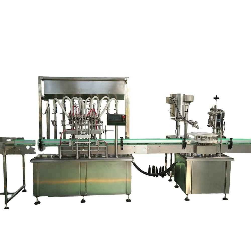factory price automatic filling jar fully automatically machine for honey