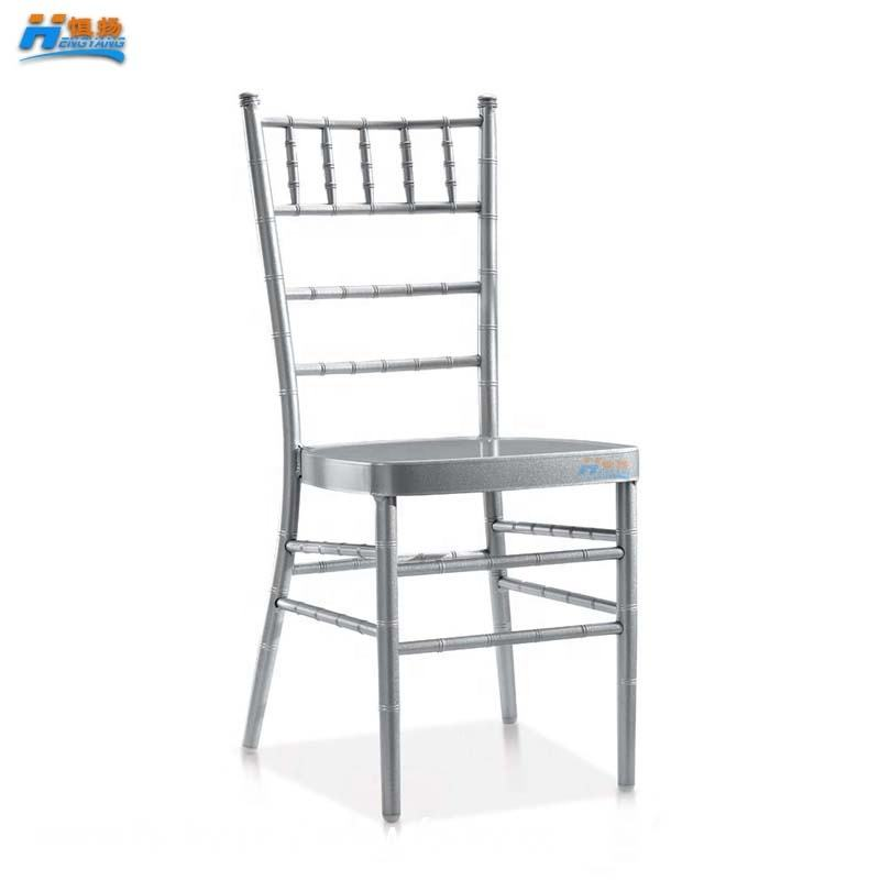 Event Wedding Chair Wholesale Metal Event Party White Wedding Chiavari Chair For Sale