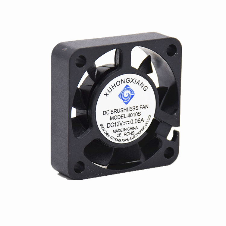 Axial Flow Fans DC 12V 24V Small Exhaust Fan 4010 2Pin Mini Cooling Brushless Fan 40MM 40x40x10mm 3D Printer cooler