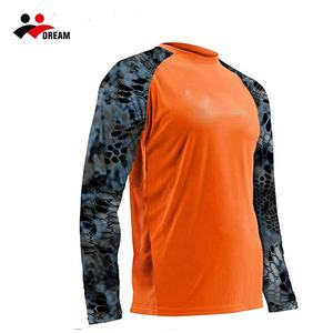 Wholesale Long Sleeve Quick Dry Fit UV Fishing Shirts