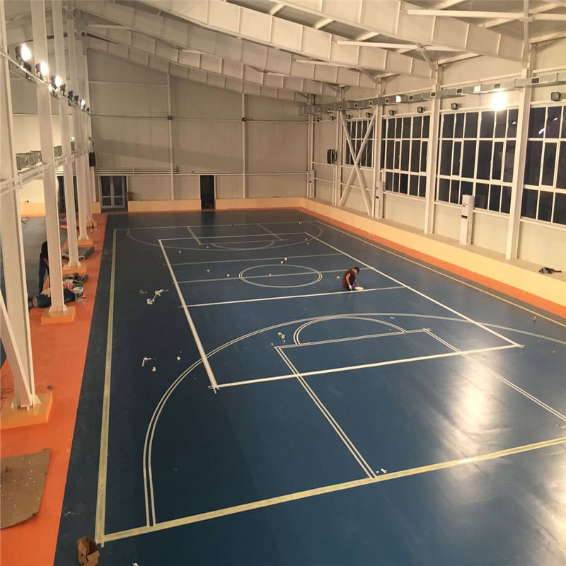 Basketball gymnasium prefabricated gym building