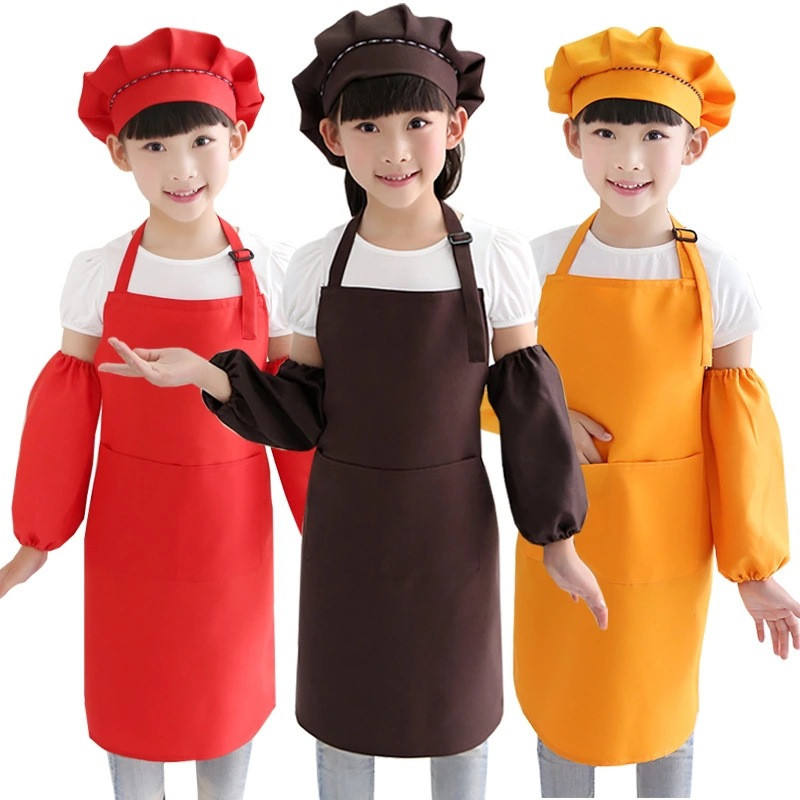 3 Pieces Christmas Aprons Adult Elf Aprons Santa Apron Adjustable Kitchen Cooking Apron for Christmas Party Chef Cooking Restaurant House Cleaning Gardening Home