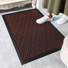 (CHAKME) Factory direct sale front door mat custom door mats rug
