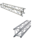 aluminum square box global truss conical connector truss for sale