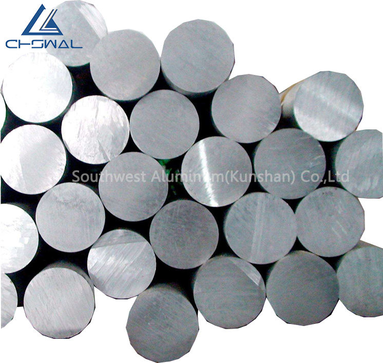 Aluminium Diameter Besar Round Bar 135 Mm 7075 T6511