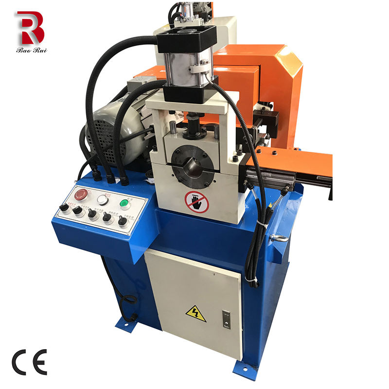 DF/AC-50 single head Chamfering Machine pipe chamfering machine