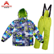 WILD SNOW boys Girls Insulated Ski Jacket + Pants Windproof Waterproof Snowsuit (US 4 - US 16)