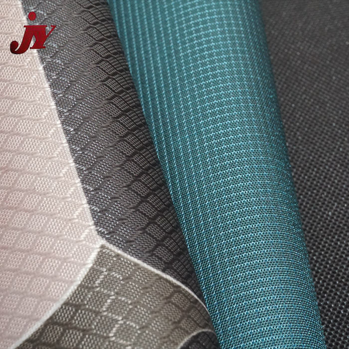 Fabric Wholesale 100% Polyester Material 600d Coated Pvc Jacquard 420d Polyester Home Textile Oxford Fabric For Bag